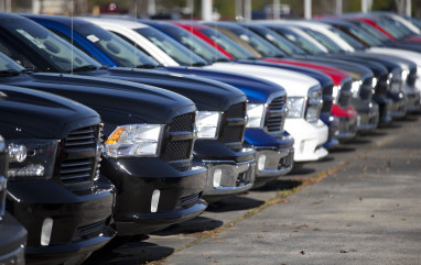 Rates for new and used car loans are at their lowest in the past few years, a new survey says.