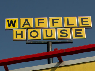 Your next Waffle House order could be on the house.