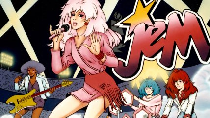 JEM AND THE HOLOGRAMS, 1985-1988