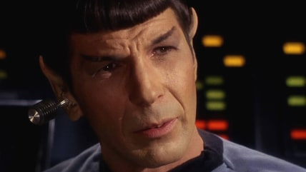 FILE PHOTO: Leonard Nimoy who played first officer Spock in Star Trek has died aged 83 American actor Leonard Nimoy appears as Mr. Spock in a scene fr...