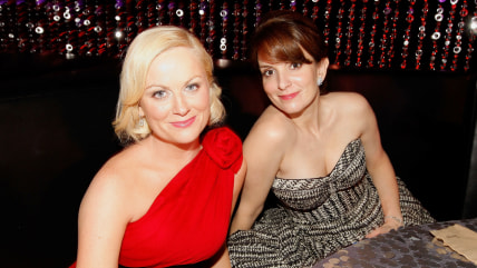 FILE - OCTOBER 15, 2012: Tina Fey and Amy Poehler will host the 70th Annual Golden Globe Awards. The Golden Globe Awards will air on January 13, 2013....