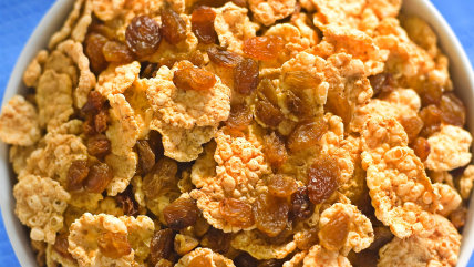 breakfast cereal flakes