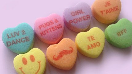 This years Sweethearts candy hearts by NECCO will feature some popular phrases.