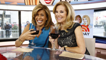 Hoda and Kathie Lee want your wine questions!