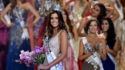 Paulina Vega is Miss Universe