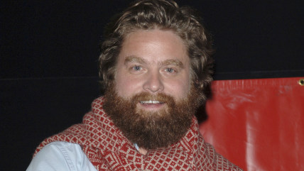 Zach Galifianakis in 2005.