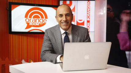 Matt Lauer Facebook chat