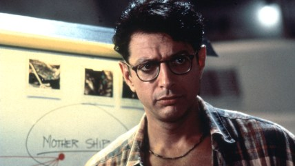 "Jeff Goldblum in ""Independence Day."""