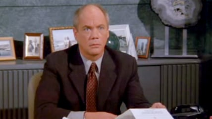 "Daniel von Bargen, in his role as Mr. Kruger on ""Seinfeld"""