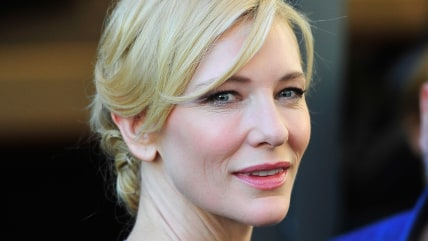ZURICH, SWITZERLAND - SEPTEMBER 27:  Cate Blanchett attends IWC Photo Exhibition Opening during Day 3 of Zurich Film Festival 2014 on September 27, 20...