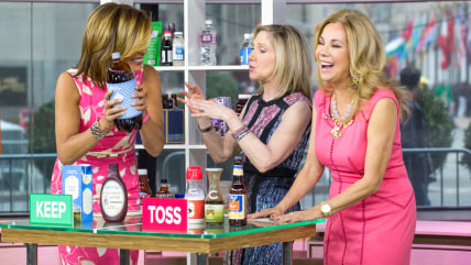 TODAY Show: Keep or Toss on Kathie Lee and Hoda -- March 16, 2015.