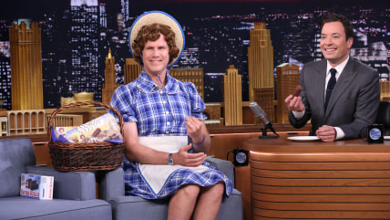 Image: Will Ferrell and Jimmy Fallon