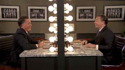 Mitt Romney, Jimmy Fallon