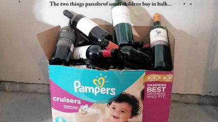Reverse Wine Snob/Facebook