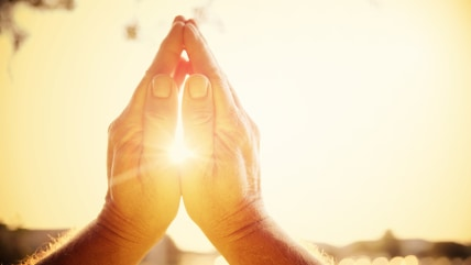 Praying hands; Shutterstock ID 210984577; PO: Hilary for TODAY