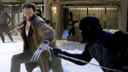 "Image: Hugh Jackman in 2013's ""The Wolverine."""