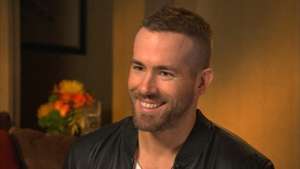 Ryan Reynolds talks fatherhood with Willie Geist.