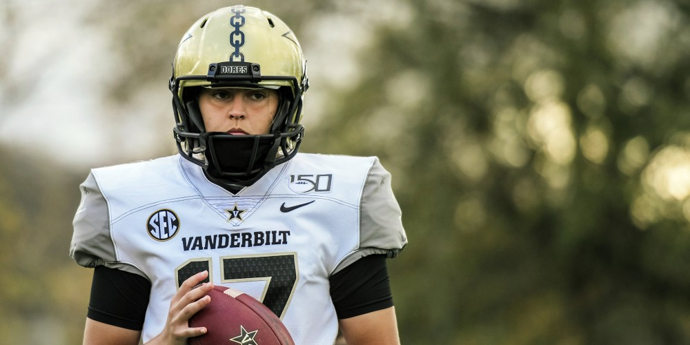 Vanderbilt University Senior Sarah Fuller Makes History as First Woman to Play in Power 5 Football Game
