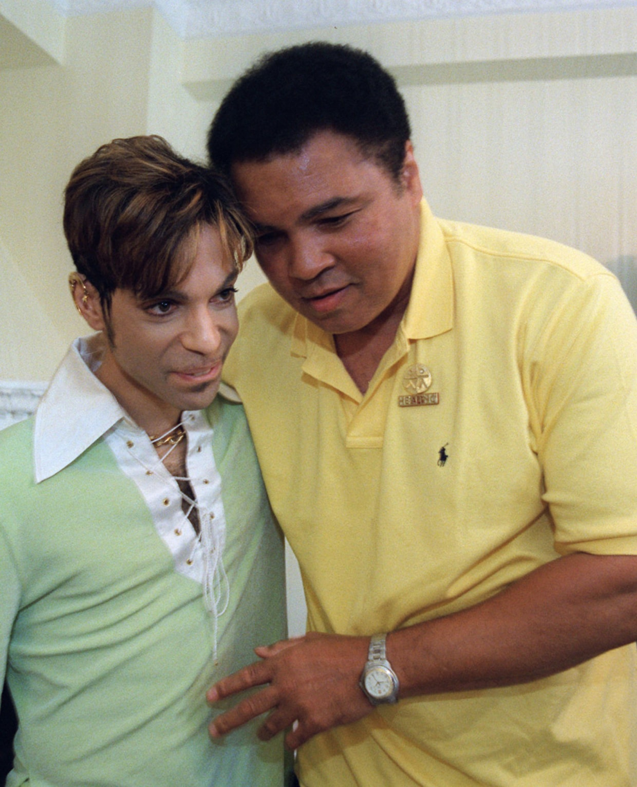 Essay: 'The Greatest' Losses: What Prince and Muhammad Ali Shared