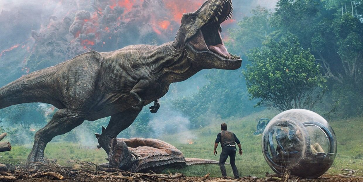 Jurassic World Paleontologist Who Inspired Alan Grant Role Talks Real Life Dino Science