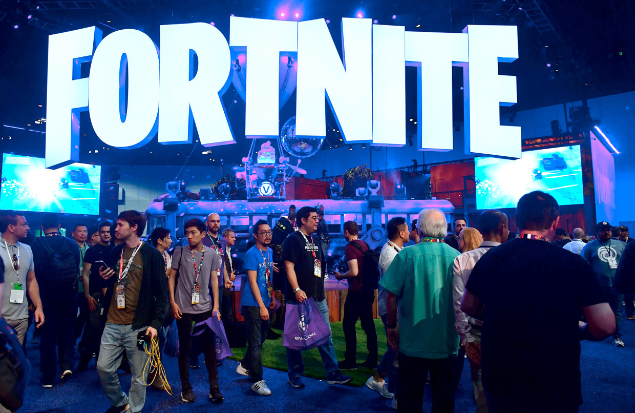 How Much Money Did Fortnite Make This Year What Is Fortnite A Look At The Video Game That Has Become A Phenomenon