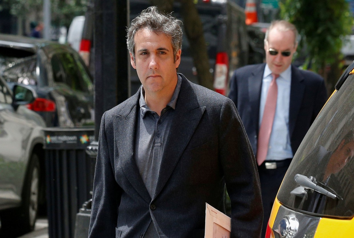 Twlve Cohen tapes handed over to feds