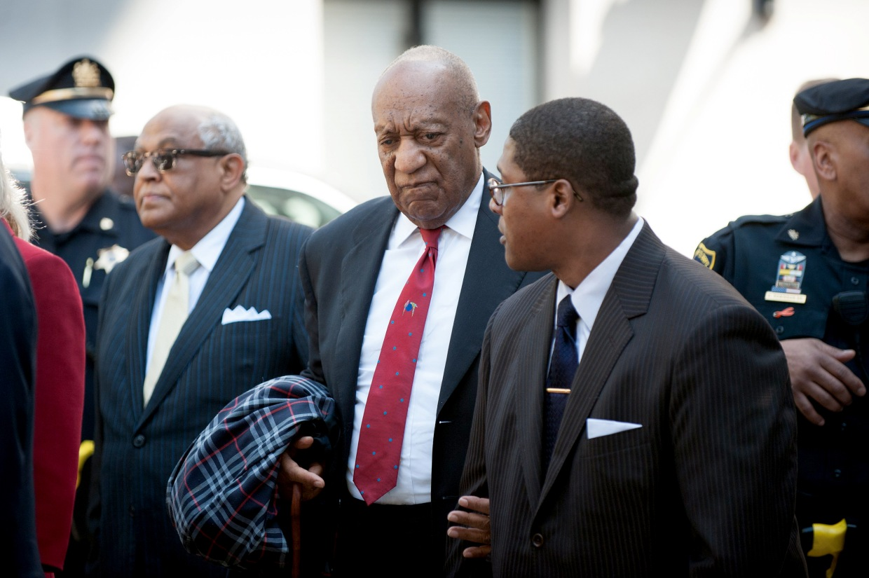 Bill Cosby to be sentenced for sexual assault in Andrea Constand case 180427-bill-cosby-exiting-court-ew-1247p_56dba0748751ed58ff45a95185977683.fit-1240w
