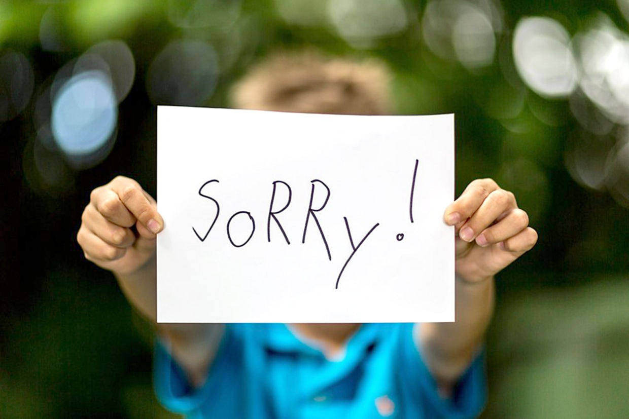 How to stop saying 'I'm sorry' all the time — and what to say instead