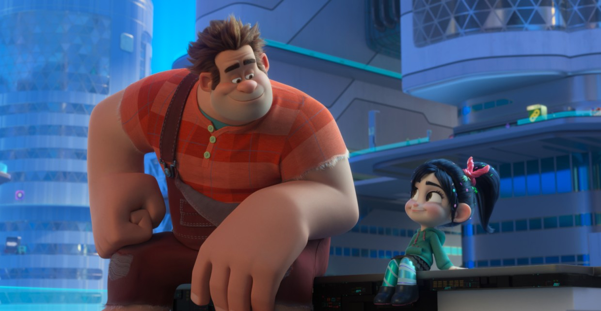 Disney S Wreck It Ralph Sequel Ralph Breaks The Internet Is The Perfect Combination Of Parody And Heart