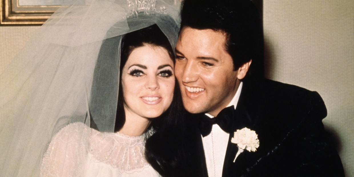 See Inside The Home Where Elvis And Priscilla Presley Had Their