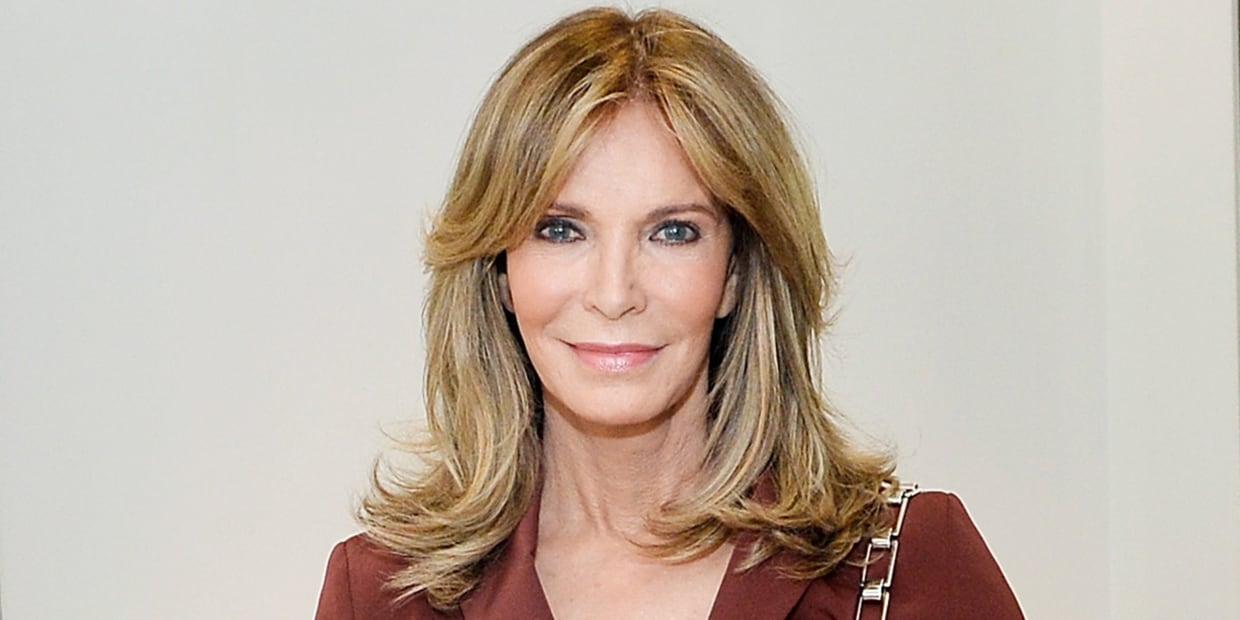 Jaclyn Smith S Secret To Shiny Hair A