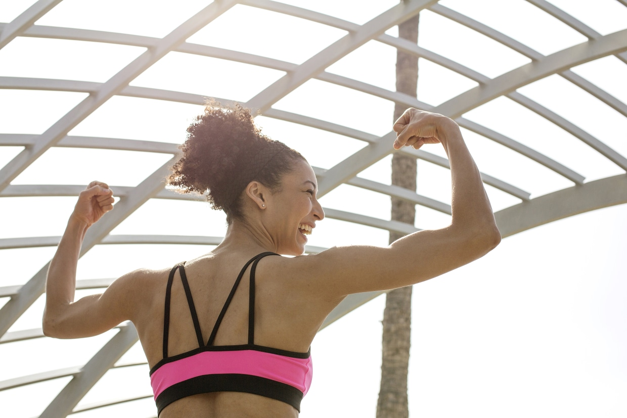best ways to slim down and tone up