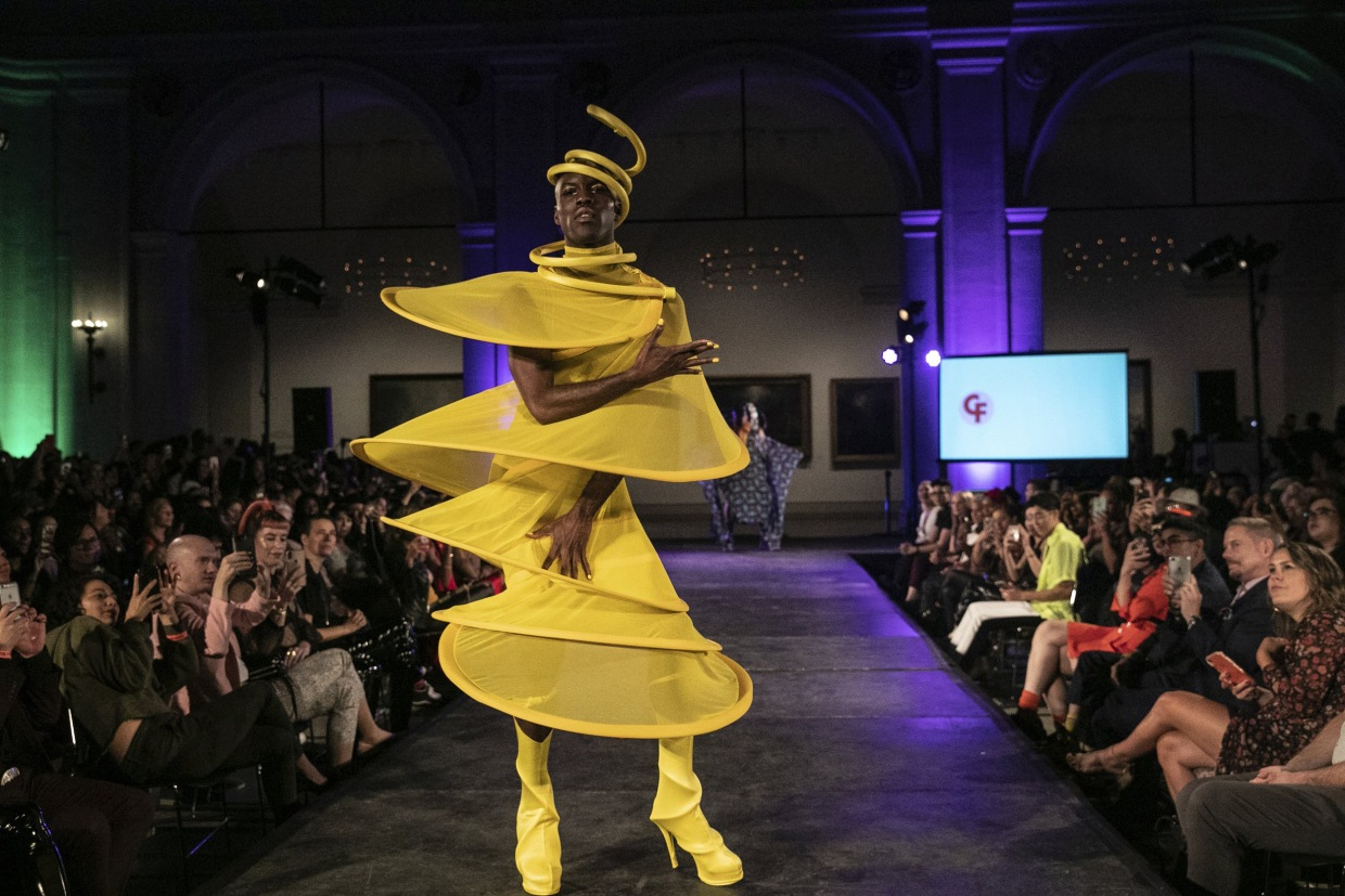Queer style kicks off New York Fashion Week with inclusive show