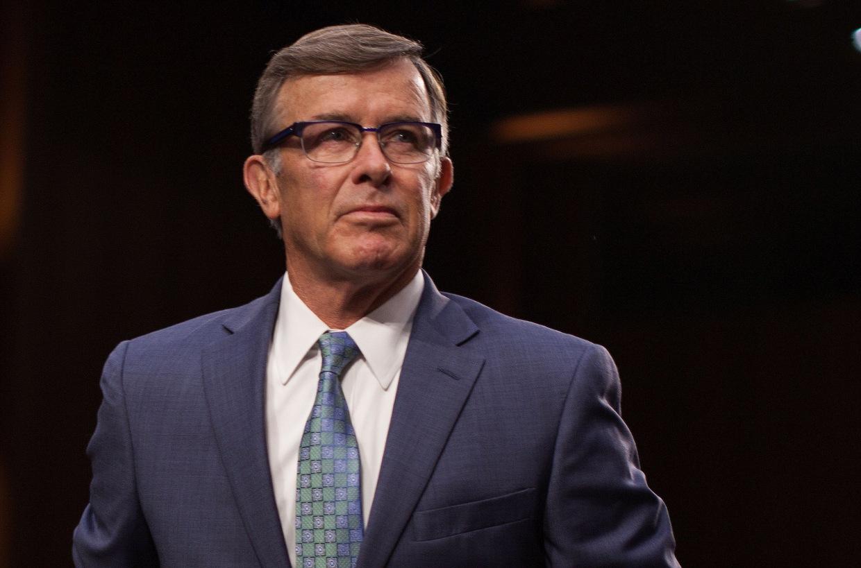 Counterintelligence Intel Chief Joseph McGuire