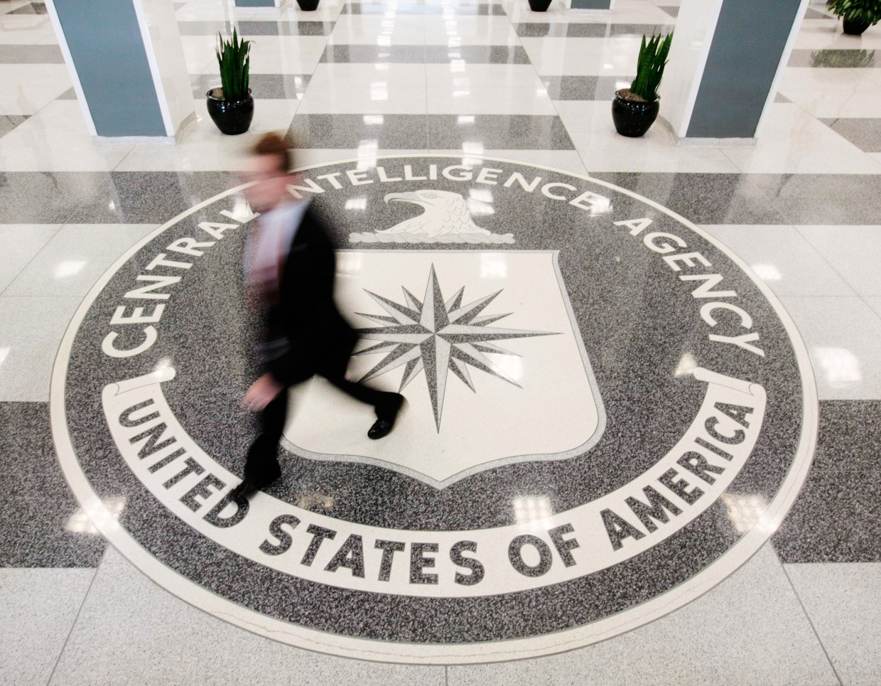 CIA top lawyer made criminal complaint to DOJ