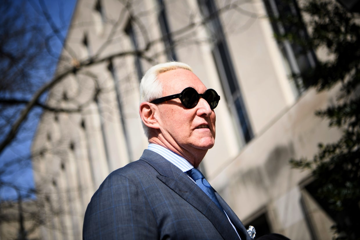 Prosecutors resign Stone case
