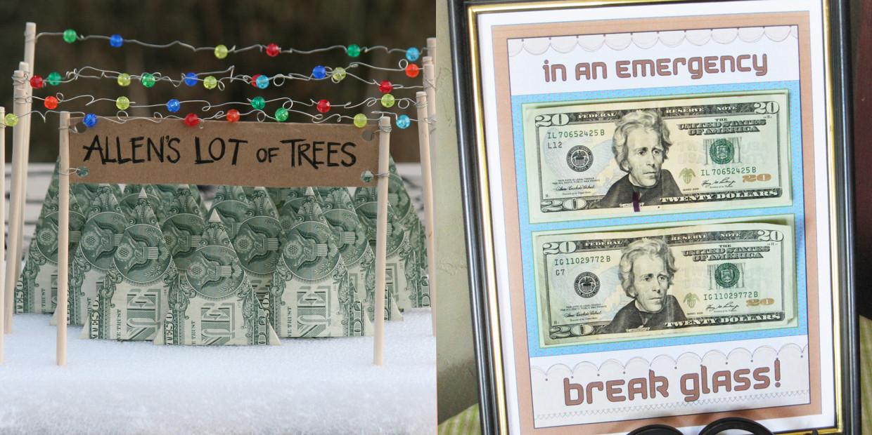Creative Cash Gift Tutorials From Pinterest