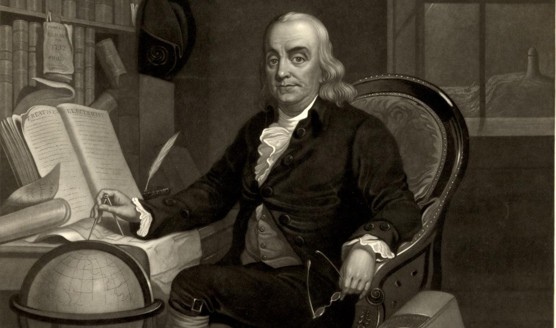 Benjamin Franklin's Routine