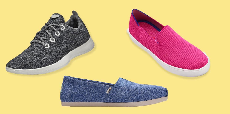 Best (comfortable) eco-friendly shoes