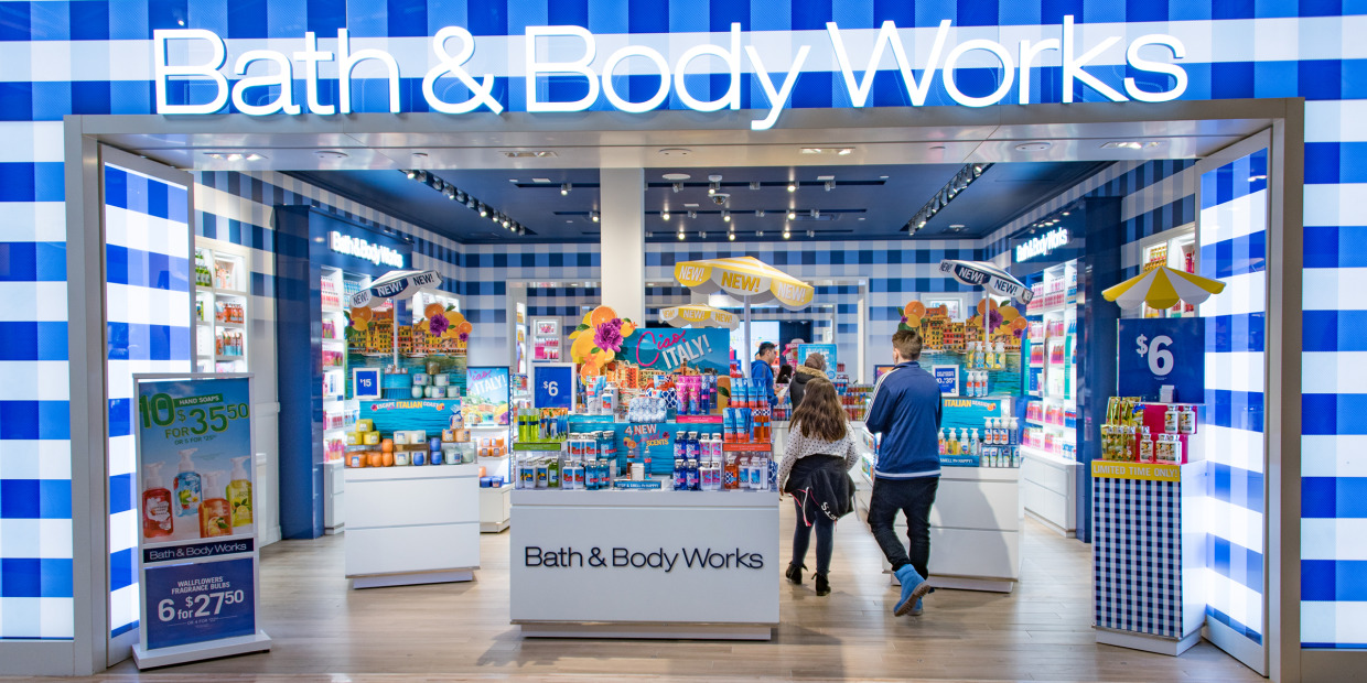 Bath Body Works Plans To Close 50 Stores Around The Country