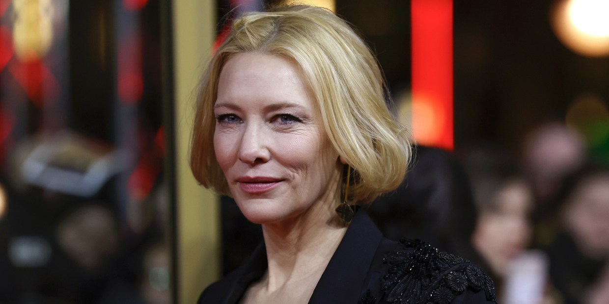 Cate Blanchett Says She Suffered Chainsaw Accident But Is Ok