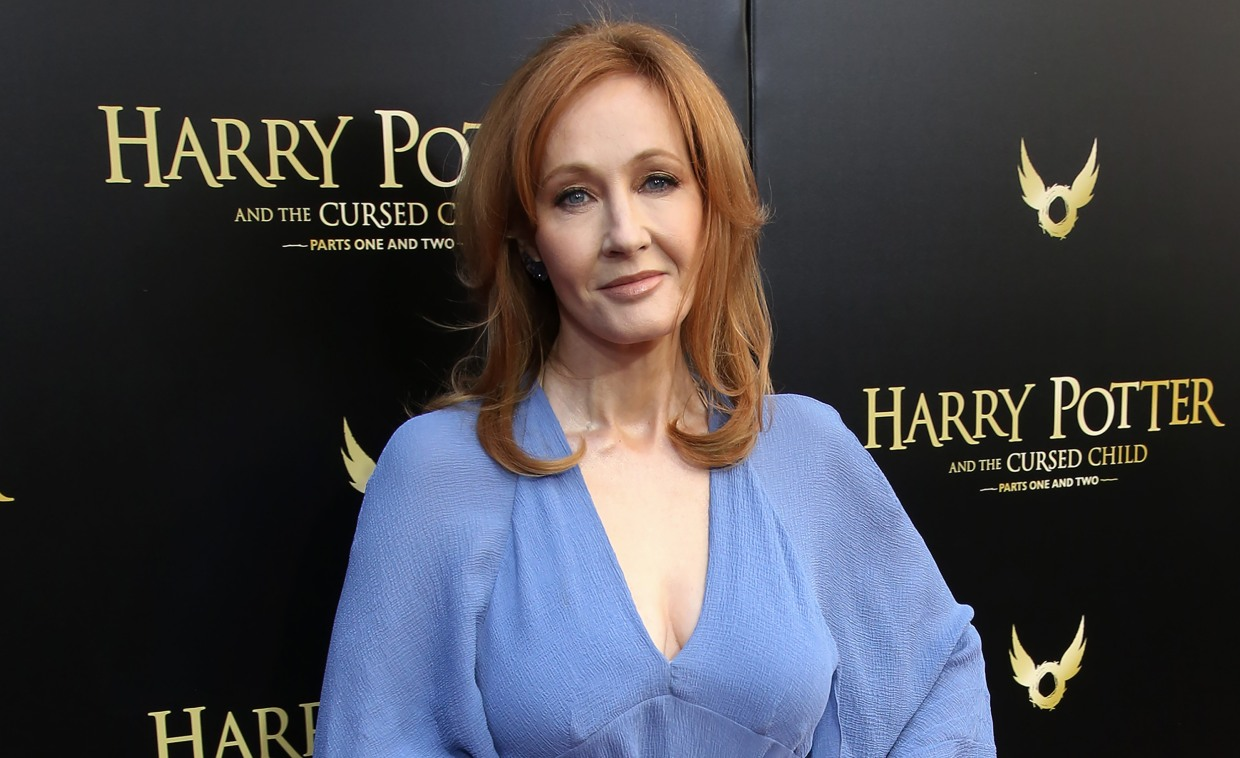 J.K. Rowling doubles down in what some critics call a 'transphobic ...
