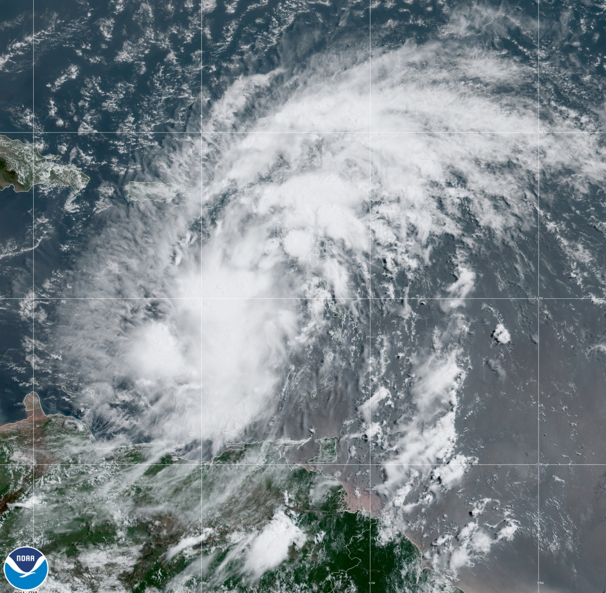 Potential Tropical Cyclone 9 Expected To Bring Tropical Storm Conditions To Puerto Rico