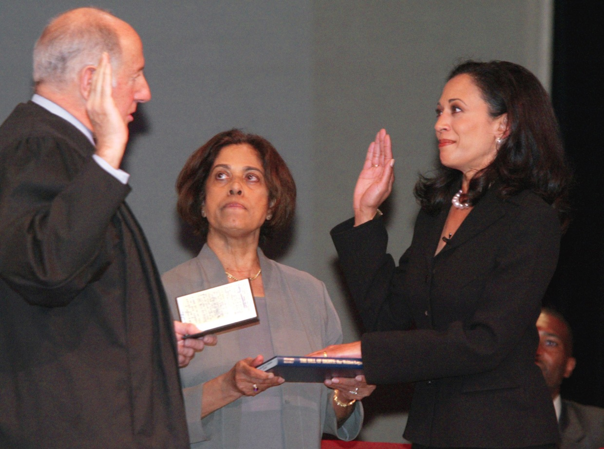 Overlooked Because Of Her Accent How The Story Of Kamala Harris Mom Resonates With Immigrants