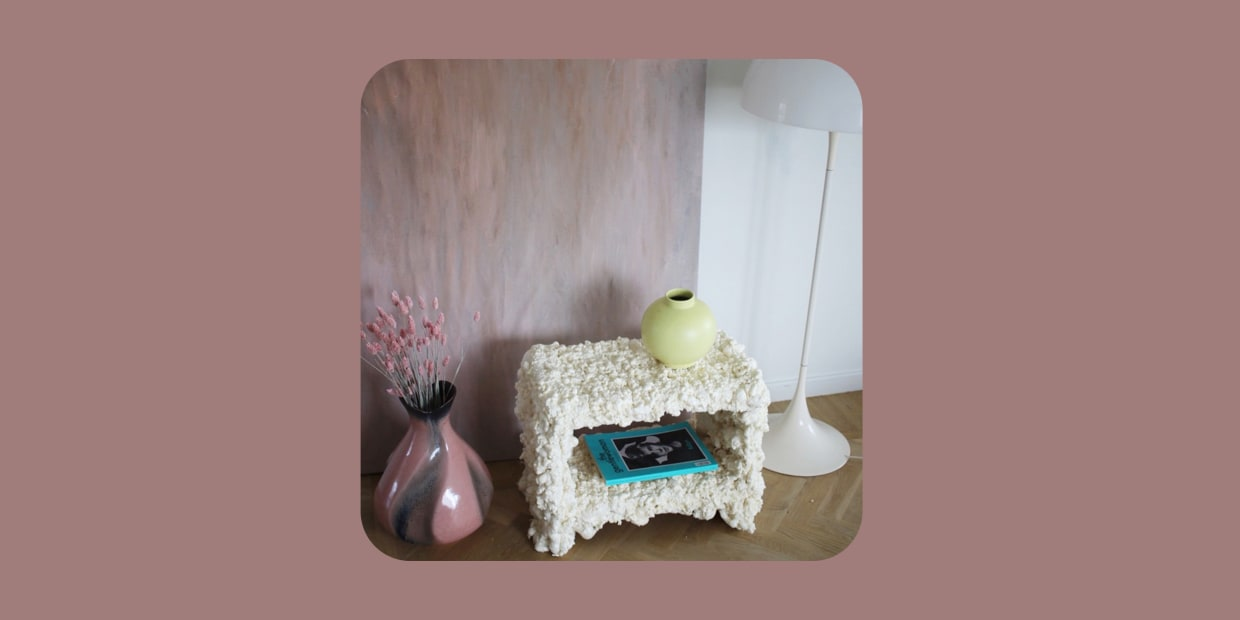 Spray Foam Furniture Is The New Home Decor Trend