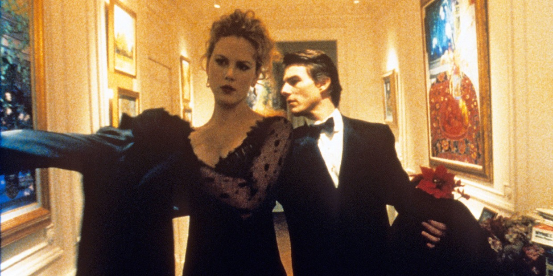 Nicole Kidman Talks Making Eyes Wide Shut With Ex Tom Cruise