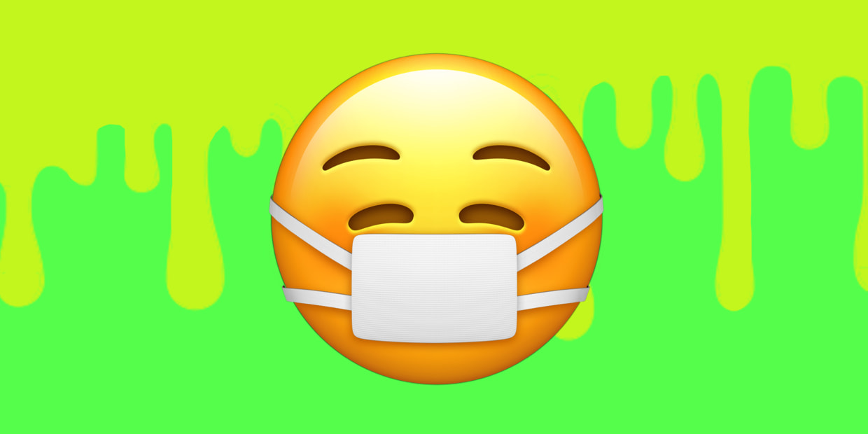 Apple Updates Mask Emoji With Smiling Eyes For Pandemic Times