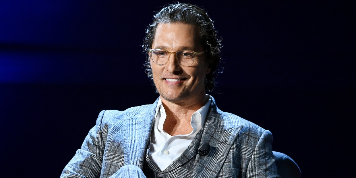 Matthew Mcconaughey S Son Looks Just Like Him In A New Photo