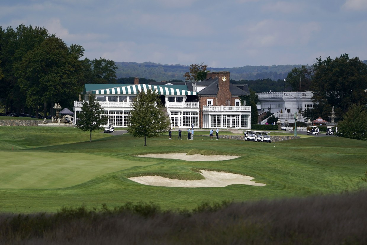 PGA pulls out of Bedminster