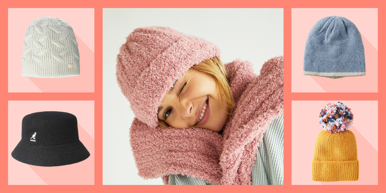 pom pom hat gift birthday gift wool hat ready to ship Emma Beanie- Women/'s hat pretty hat stylish hat beanie toboggan winter hat